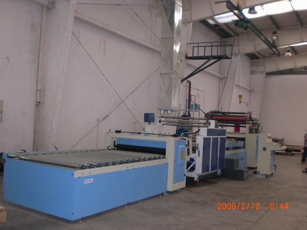 铁板覆膜机 铝板覆膜机 覆PVC装饰膜专用 -铁板覆膜机 铝板覆膜机 覆