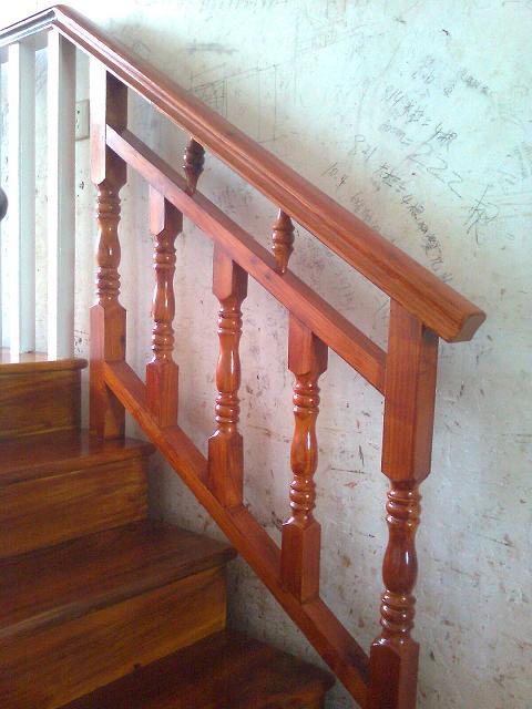 楼梯/楼梯木扶手
