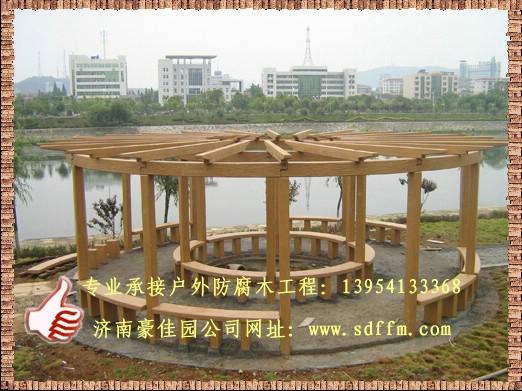 花架网上展厅_花架图片,产品介绍-中国木材网!