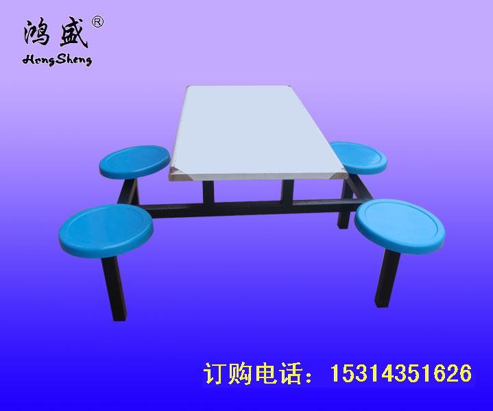 学校食堂餐桌椅