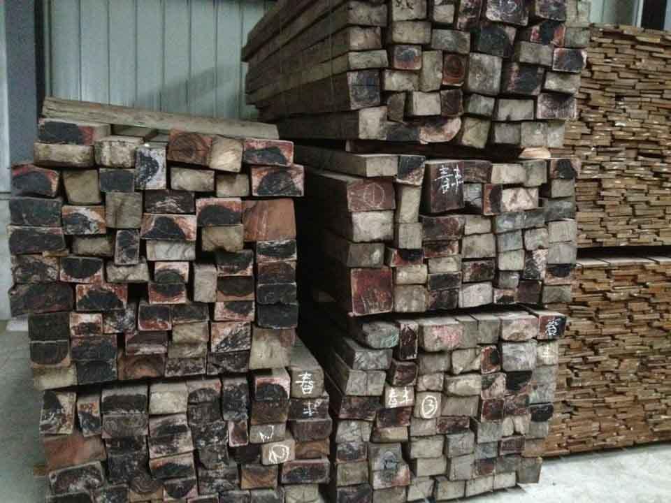 黑檀b--板材原木_产品图片信息_中国木材网!