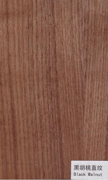 黑胡桃直纹木皮 黑胡桃山纹木皮