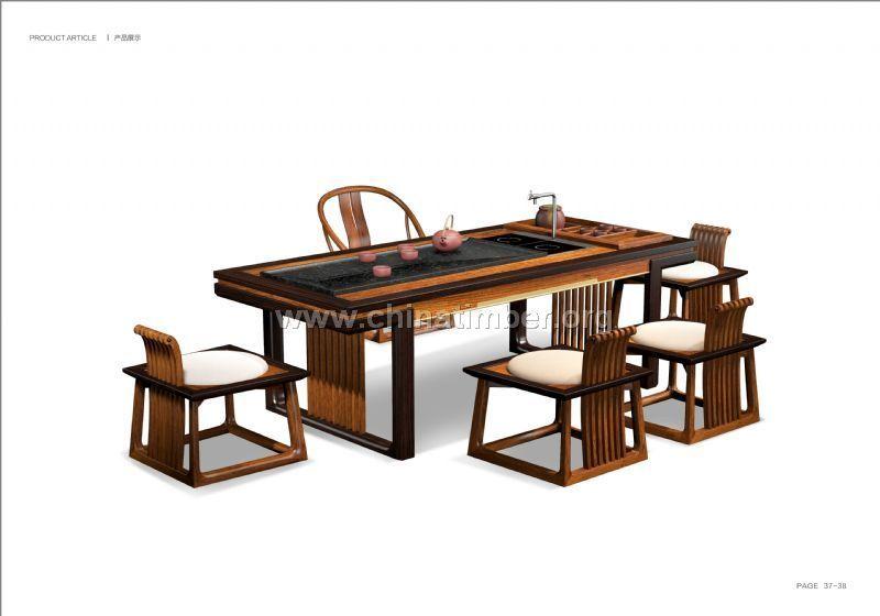 新中式红木家具图片