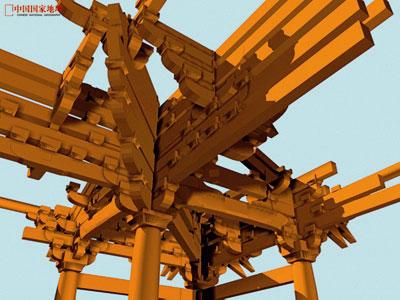解密中国古代建筑的抗震智慧_木业资讯-中国木材网