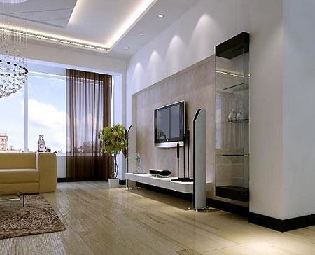 2016年欧式小型客厅装修图片