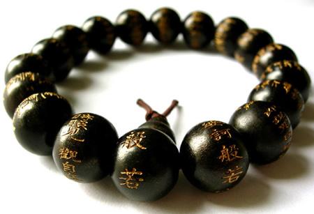 黑檀手串; 木材选材:认清假冒黑檀的两种木材;; 黑檀红檀不存在