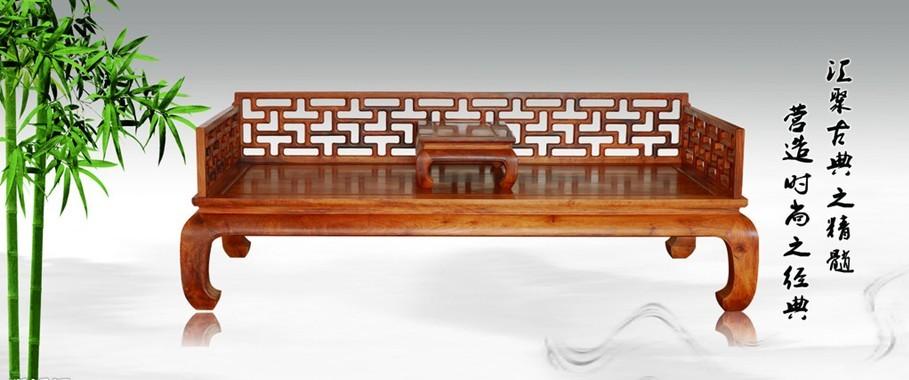 红木家具上漆和不上漆有什么样的区别