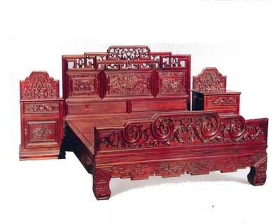 红木家具    近年来,北京的市场交易日常活跃,各种明式,清式的古典