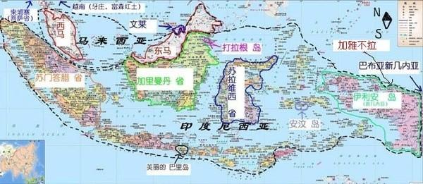 东南亚沉香产区地图 富森红土仅次于上面两个产地,但是也算是惠安系里的招牌产品,常颗粒,少大料,并且颜色暗淡,多用于熏香,少材成器(见图5)。和奇楠种一样,富森红土也没有幼年红土一说。这些新名词仅仅是从台湾人那里为了开拓市场而挖掘过来的。 第三类产地是最大的一系。马来西亚,印度尼西亚,文莱,巴布亚新几内亚,这些太平洋及印度洋岛国所产的沉香,从古到今的贸易通道一般是将木材类先集中在马六甲(古)和新加坡(今)等口岸,然后发往全球各地。所以这些产地的沉香习惯上称为星洲沉香。在星洲系里面,按国家来分,西马和