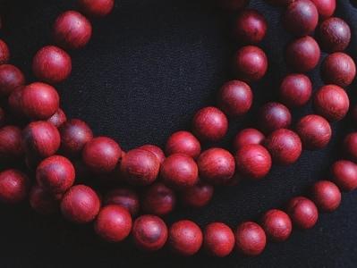 红木紫檀链图片