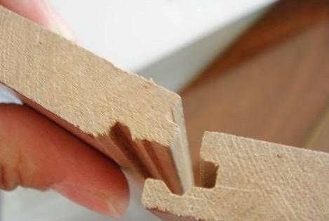 小锁扣让中国强化木地板出口面临大不公