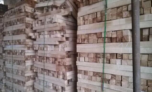 橡胶木规格料