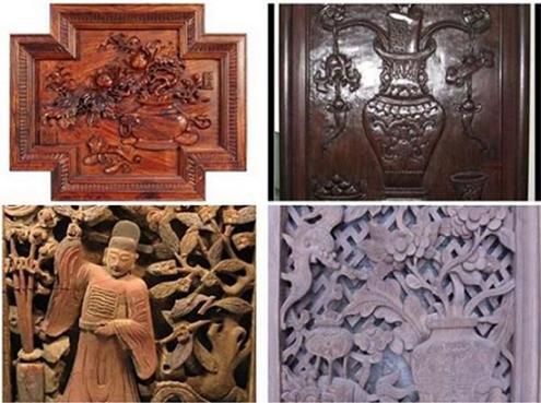 中国古代衣柜花纹