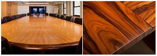 天然木皮在定制家具行业扮演重要角色